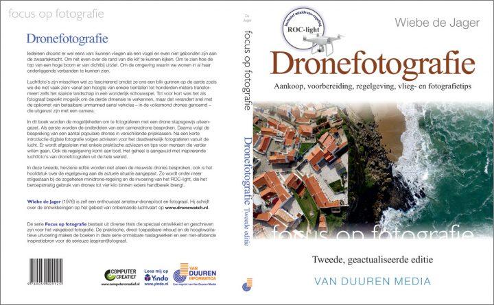 Cover Focus op fotografie: Dronefotografie, 2e editie