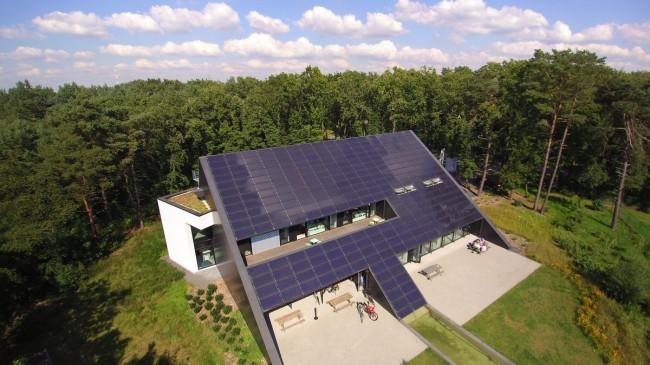 Energy Active Office Building, Genk, Belgium