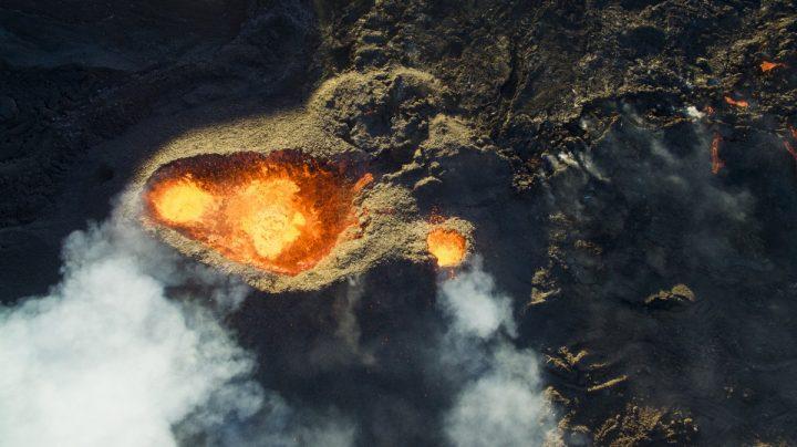 Piton de la fournaise, Volcano by Jonathan Payet