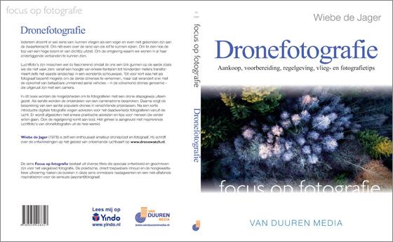 Definitieve cover Focus op fotografie: Dronefotografie
