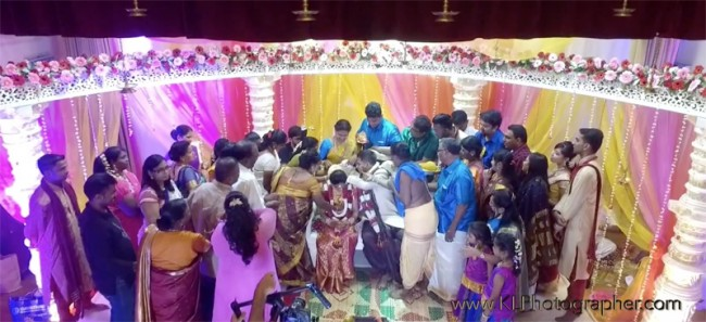 Drone-bruiloft-India